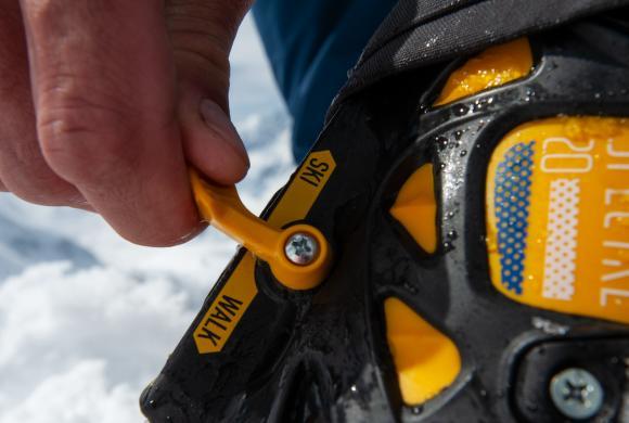 Mod ski walk
