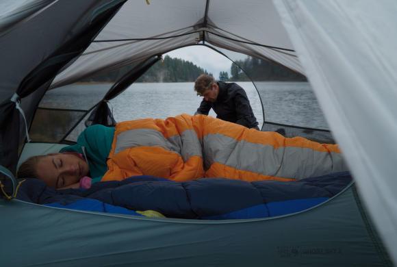 Jak vybrat spací pytel