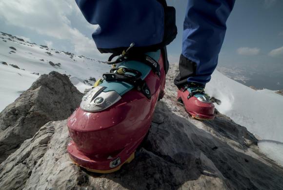 Ako vybrať skialpové lyžiarky