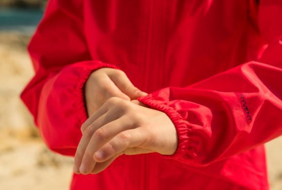 Elastické zakončení rukávů