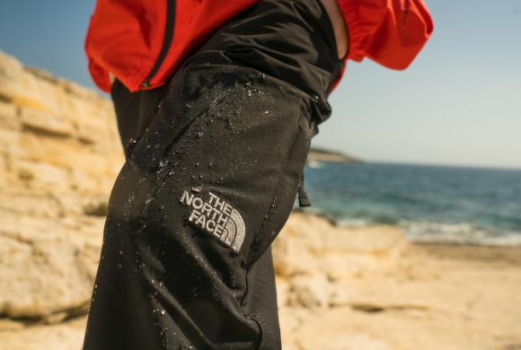 DWR - odolná vodeodpudivá povrchová úprava