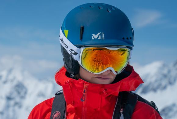 Dvojí certifikace - lyžování/lezení