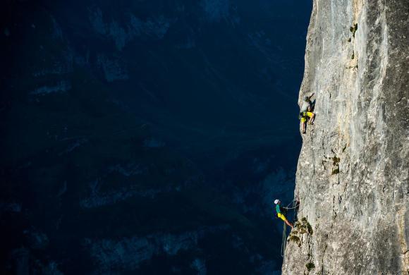Zoznam vybavenia na viacdĺžkové lezenie