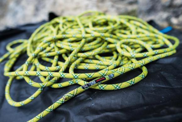 Ako vybrať horolezecké lano
