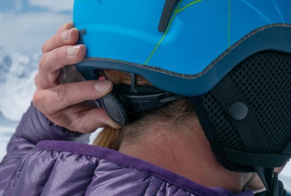 Nastavovací kolečko pro obvod hlavy