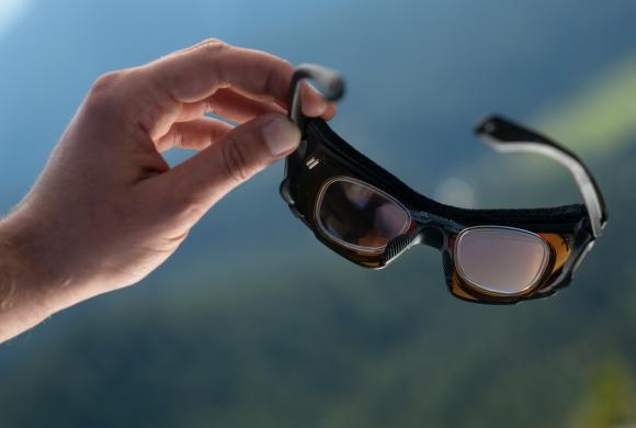 Možnosť pripnutia optického klipu