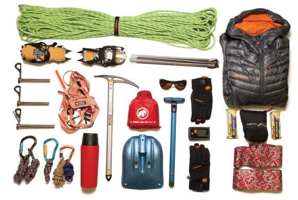 Co si nezapomenout zabalit na skialpovou túru