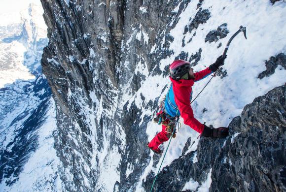Seznam vybavení pro mixové lezení