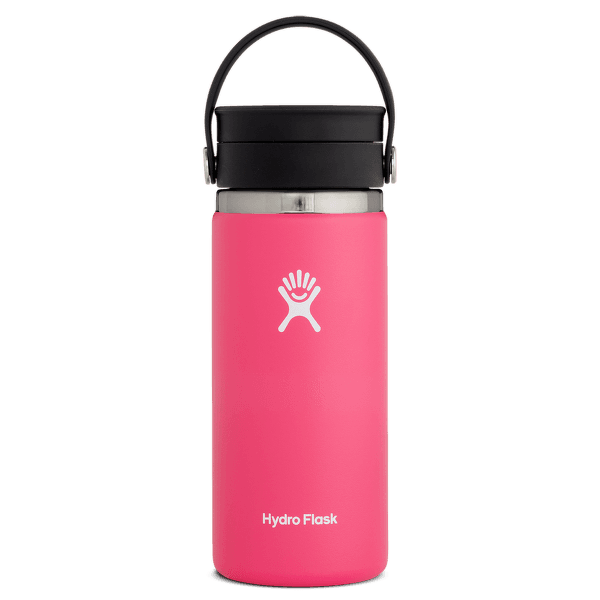 Wide Mouth with Flex Sip Lid 16 oz 618 Watermelon