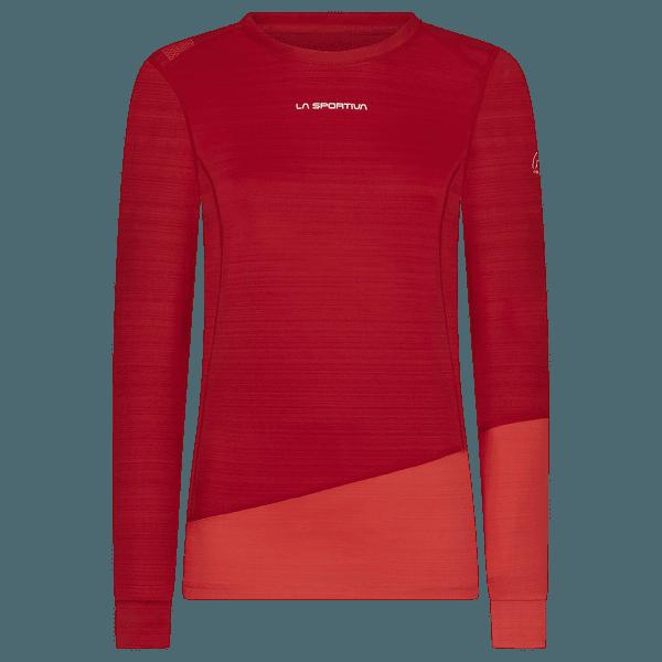 Dash Long Sleeve Women Grape/Hibiscus