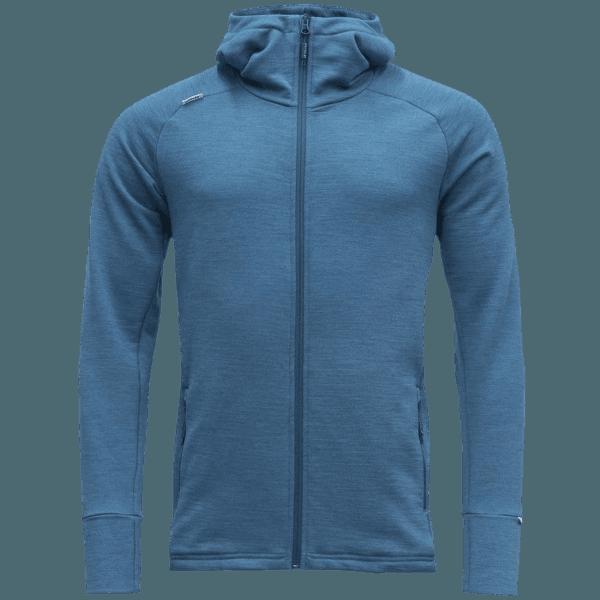 Nibba Jacket Men Blue Melange