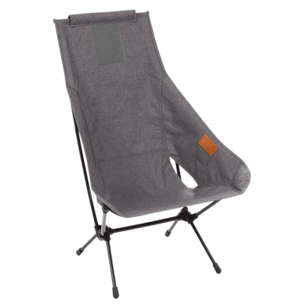 Chair Two Home Steel Grey Grey