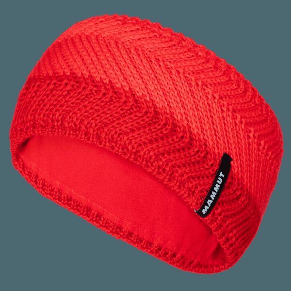 La Liste Headband magma-spicy