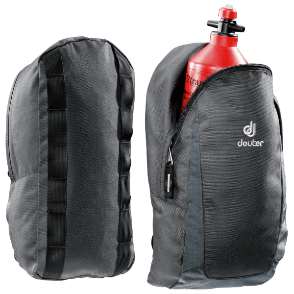 External Pockets anthracite