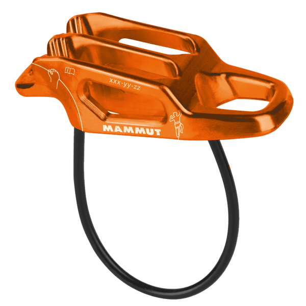 Wall Alpine Belay orange 2016