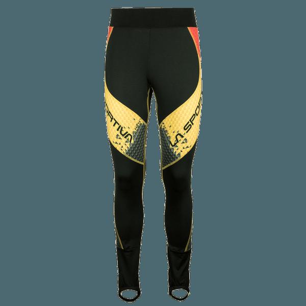 Syborg Pants Men Black/Yellow (Black Yellow)