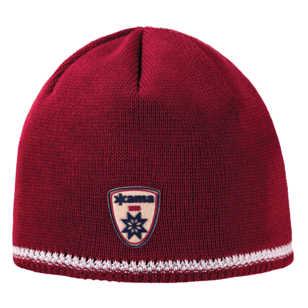 AW54 Windstopper Knitted Hat red