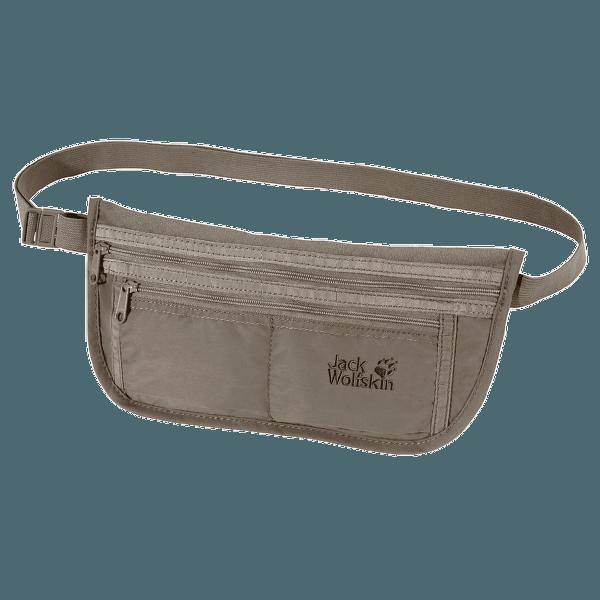 Document Belt DeLuxe silver mink 590