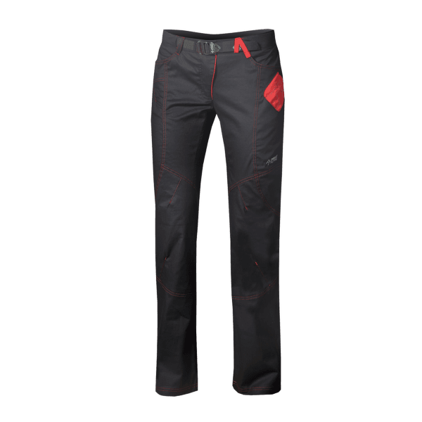 Yucatan Pants Women black/red