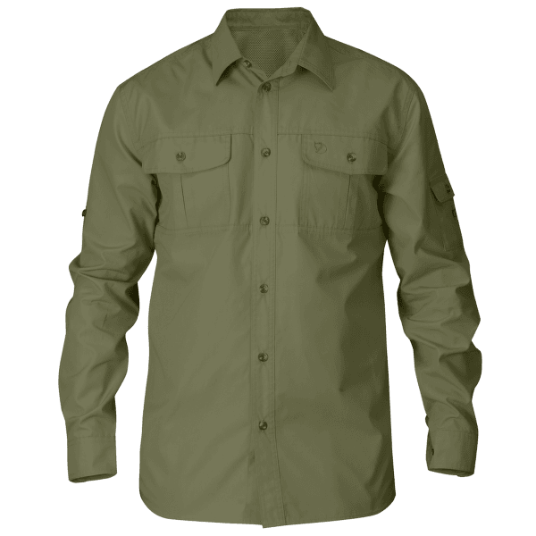 Singi Trekking Shirt Green