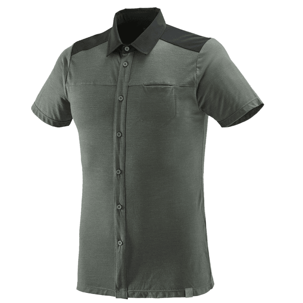 Cloud Peak Wool Shirt Men CASTLE