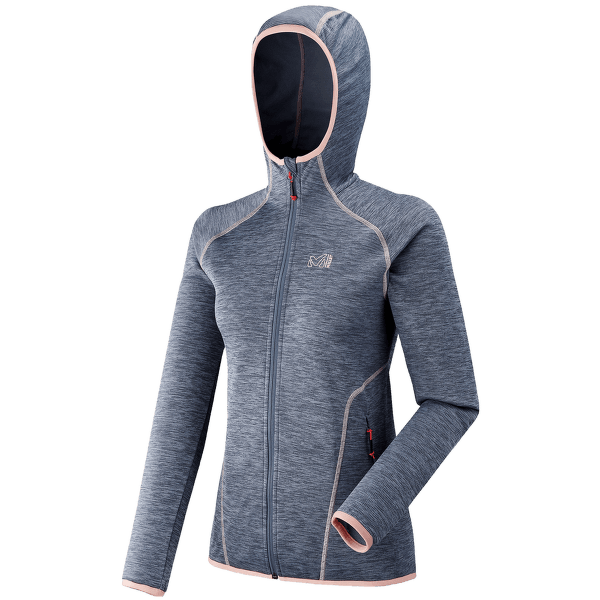 Tweedy Mountain Hoodie Women FLINT