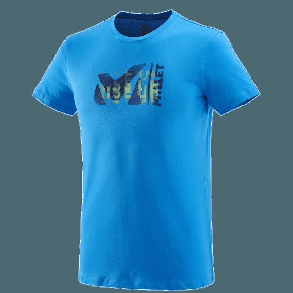 Millet Paint T-Shirt SS Men ELECTRIC BLUE