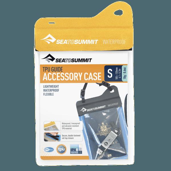 TPU Accessory Case Small Yellow (YW)