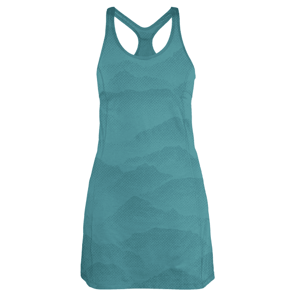 High Coast Strap Dress Women Lagoon-Lagoon