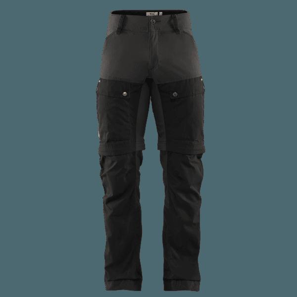 Keb Gaiter Trousers Men Black-Stone Grey