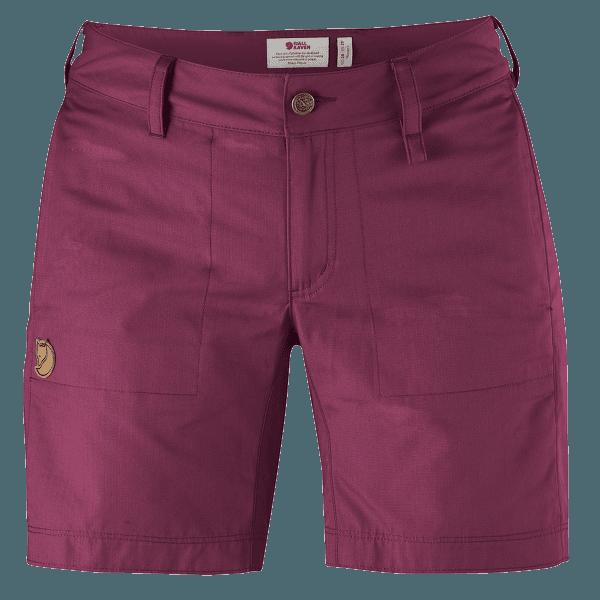 Abisko Shade Shorts Women Plum