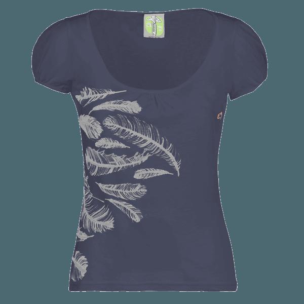 Plume T-shirt Women BLUENAVY-680
