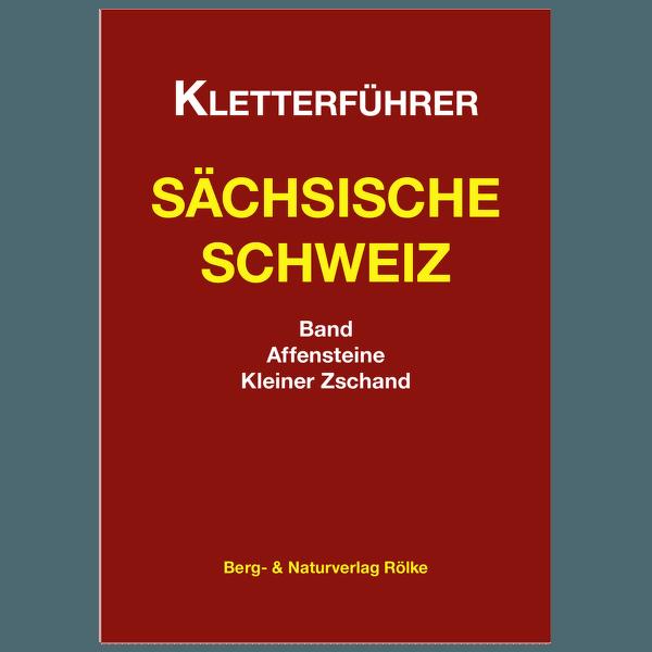 Horolezecký průvodce Affensteine, Kleine Zschand