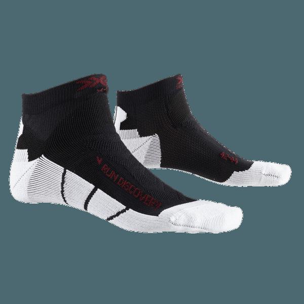 Run Discovery Socks Opal black/artic white