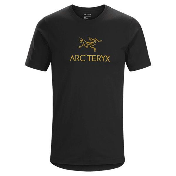 Arc'Word T-Shirt SS Men (24013) 24K Black