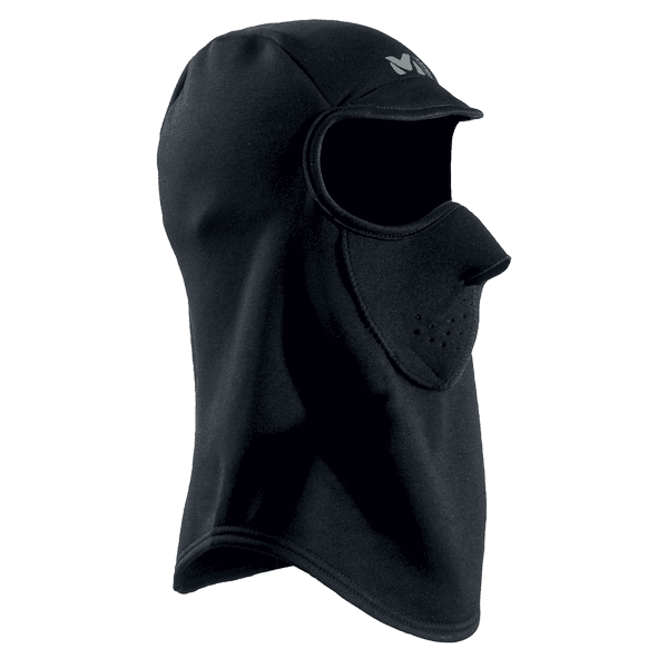 Power Stretch Face Mask BLACK - NOIR