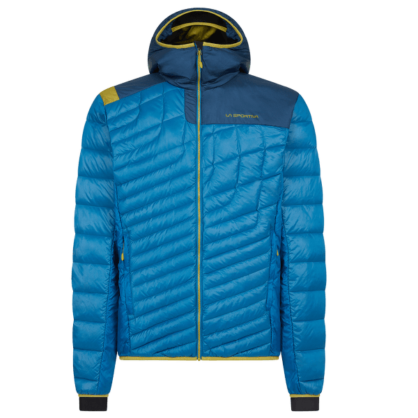 Phase Down Jacket Men Neptune/Opal