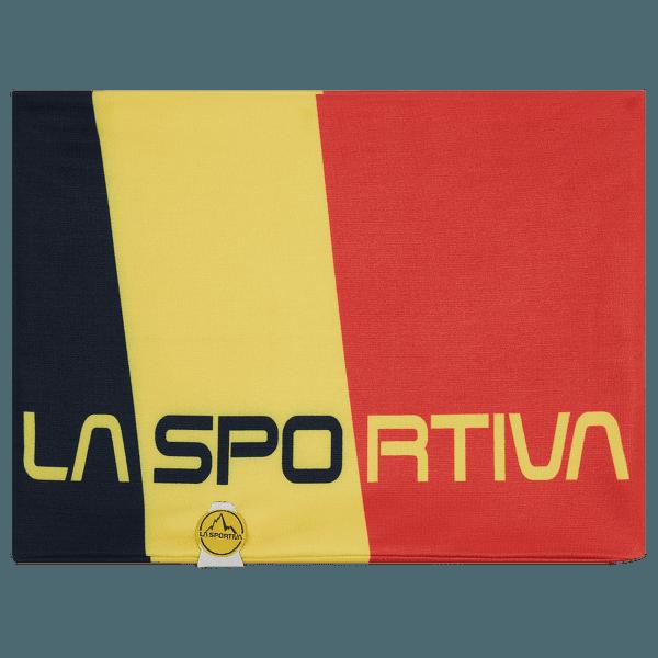 Laspo Tube Black/Yellow 999100
