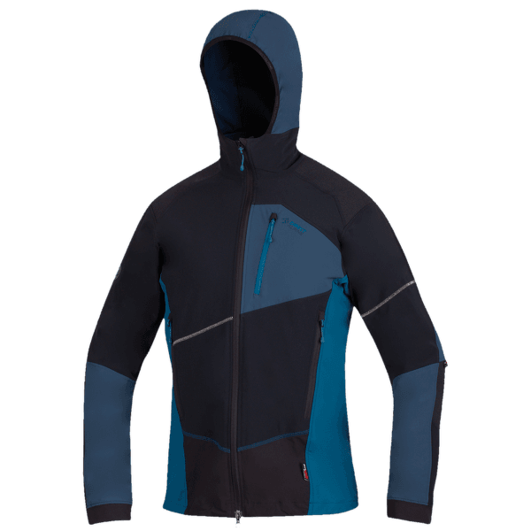 Jorasse Jacket 2.0 Men Black/petrol