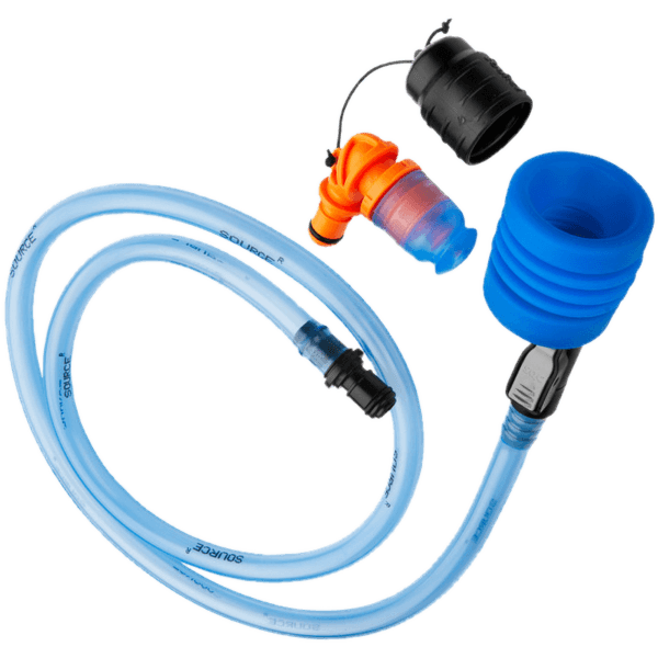 QMT Helix & Tube Black / Blue