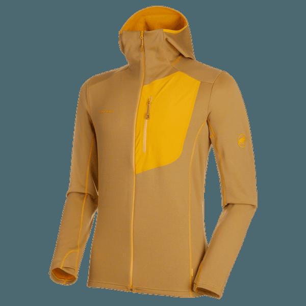 Aconcaqua Light ML Hooded Jacket Men golden 1242