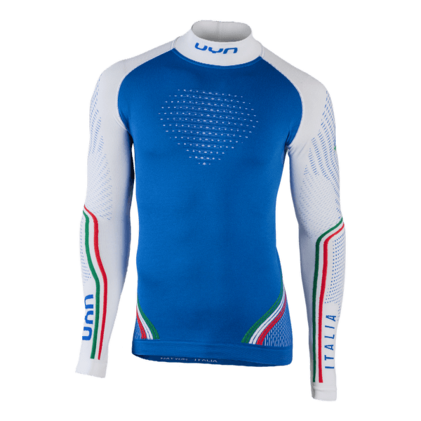 Natyon Italy UW Shirt LS Turtle Neck Men Italy
