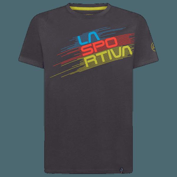 Stripe Evo T-Shirt Men Carbon