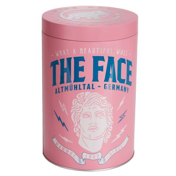 Pure Chalk Collectors Box the face 9193