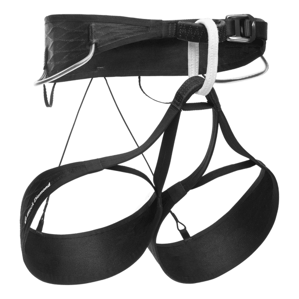 AIRNET HARNESS MEN Black/White