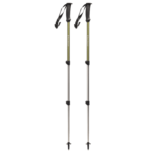 Trail Explorer Trek Poles Burnt Olive