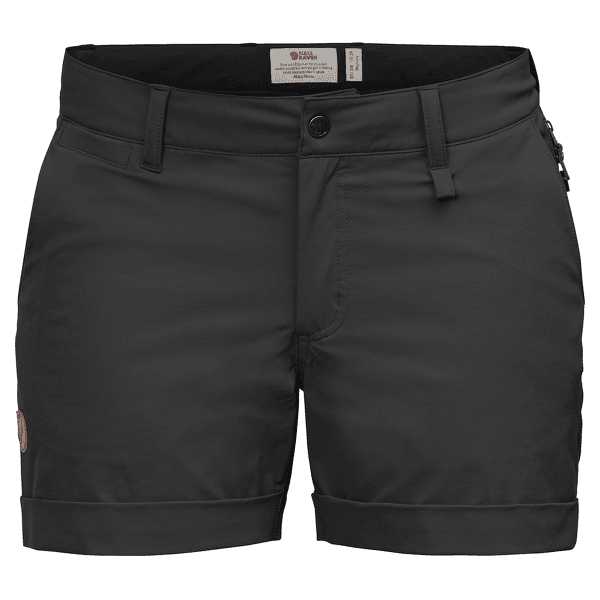 Abisko Stretch Shorts Women Black