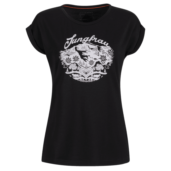 Mountain T-Shirt Women (1017-00963) black 0001