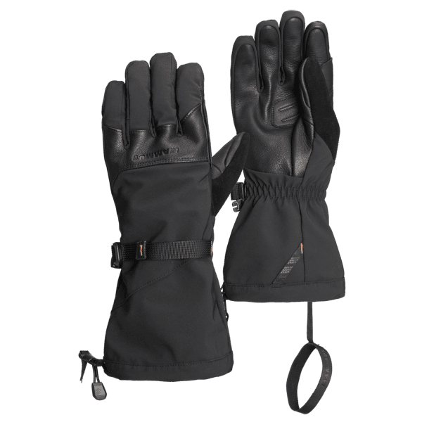Masao 3 in 1 Glove (1190-00310) black 0001