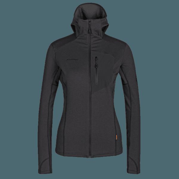 Aconcagua Light ML Hooded Jacket Women (1014-00701) black-black 0052
